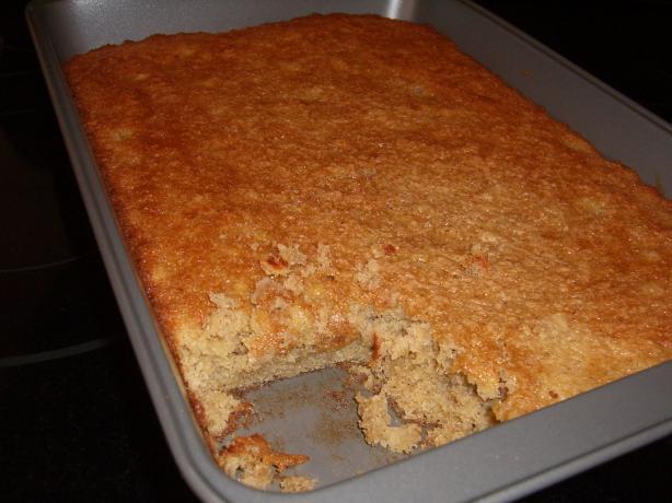 Grandma Solberg's Banana Cake