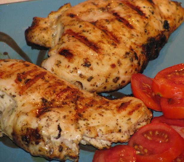 Mustard Grilled Chicken (Light)