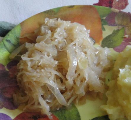 Cola Sauerkraut