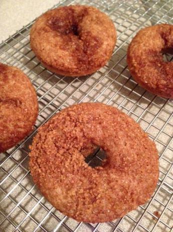 Baked Cinnamon Donuts Doughnuts