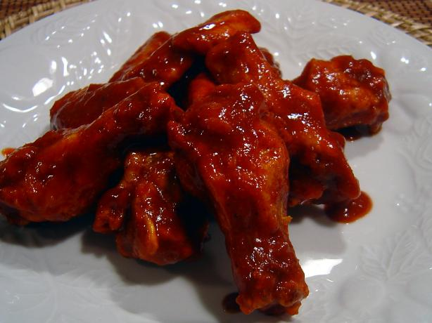 Suicide Chicken Wings