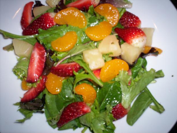 Chicken and Citrus Salad