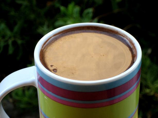 Steaming Mocha Cocoa