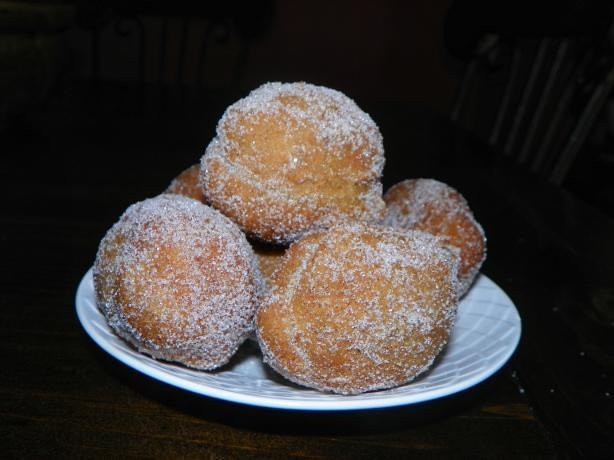 Cinnamon and Sugar Beignets