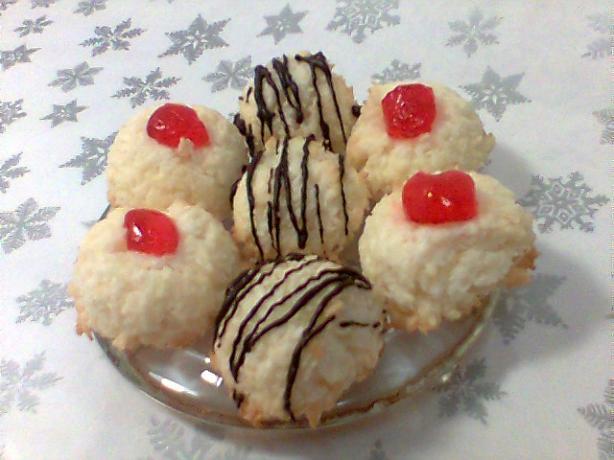 Gluten-Free Coconut Macaroon