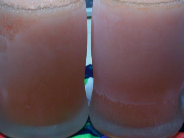Strawberry Orange Relaxer