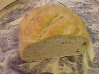 Simple Crusty Bread