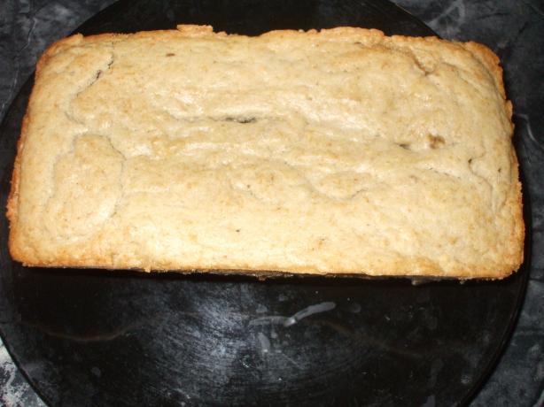 Makeover Pound Cake