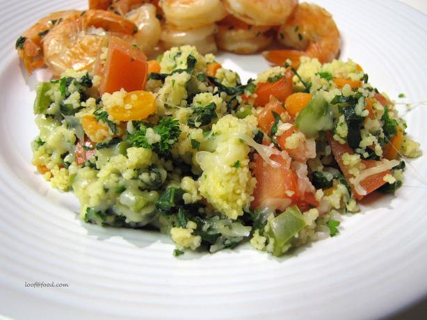Veggies and Couscous