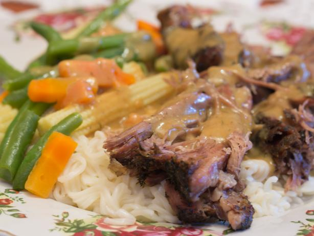 Dilled Pot Roast (Crock Pot)