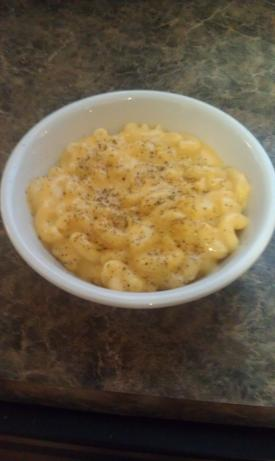Stove Top Mac & Cheese