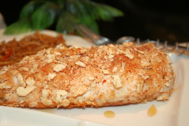 Honey Crusted Chicken