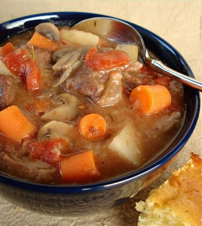 Oven Baked Beef Stew
