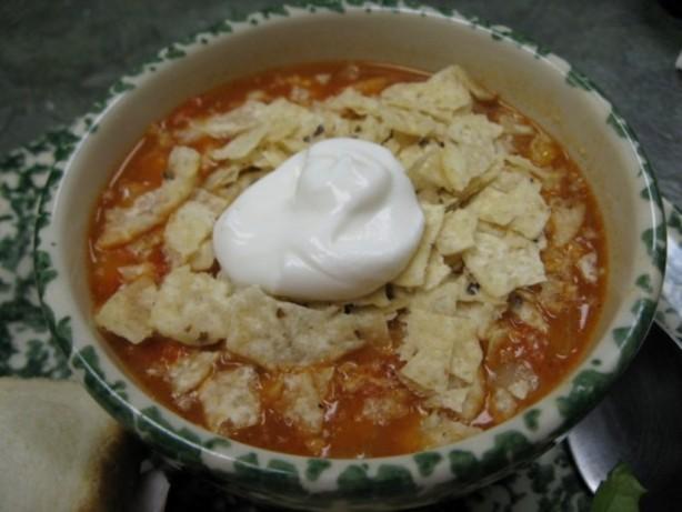 Lv's Chicken Tortilla Soup
