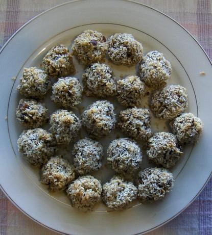 Coconut Porcupines