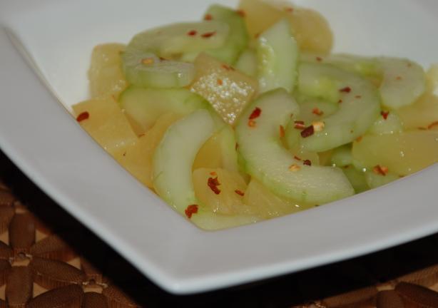 Polar Plungers Salad