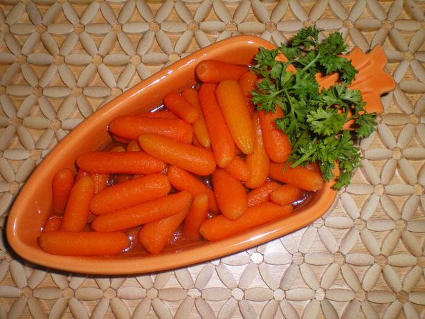 Carrots Cointreau