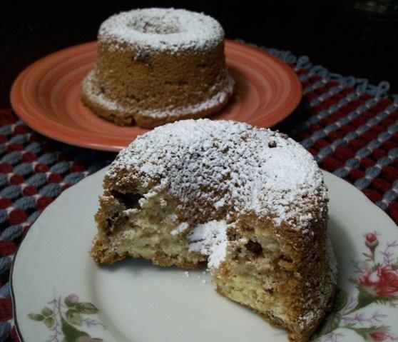 Sprinkle Nut Cake
