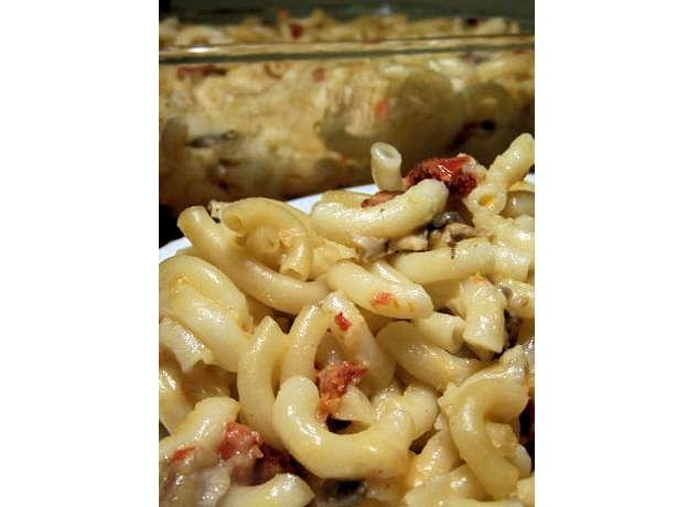 Macaroni and Cheese for Mom and Dad