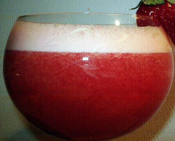 Brandied Strawberry Wine