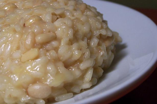 Creamy, Cheesy Risotto