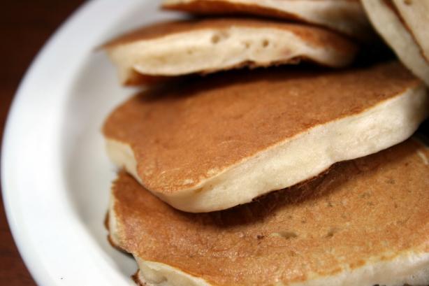 Delightful Guilt-Free Pancakes