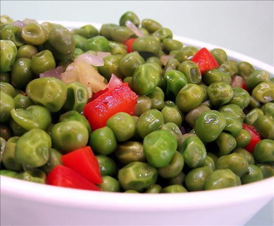 Petit Pois (Cajun Baby Peas)