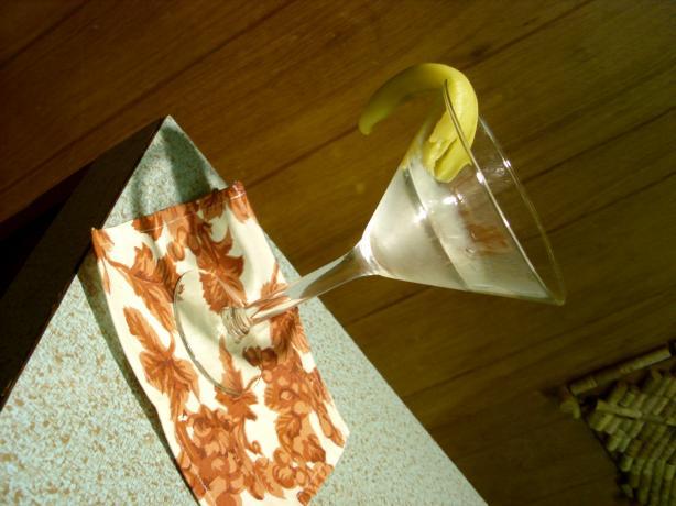 Maria's Martinis