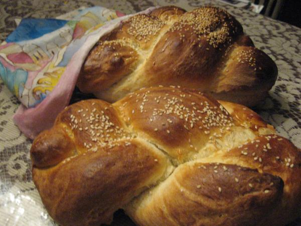 The Challah Lady's Heavenly Challah