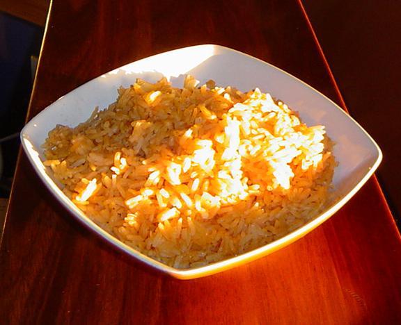 Authentic Spanish Rice