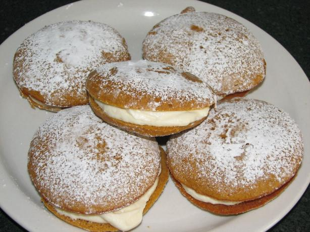 Pumpkin Whoopie Pies (Take 2)
