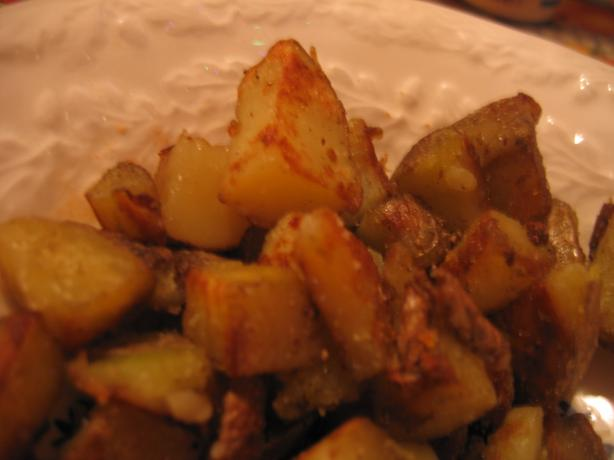 Herbed Potato Bites
