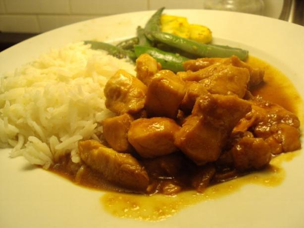 Canton Chicken and Rice