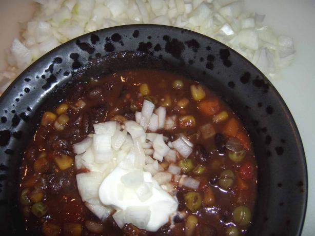 Speedy Veggie Stew