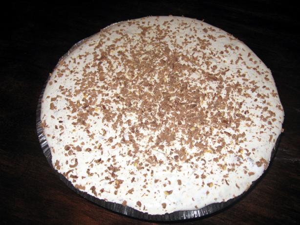 Coffee Mousse Pie