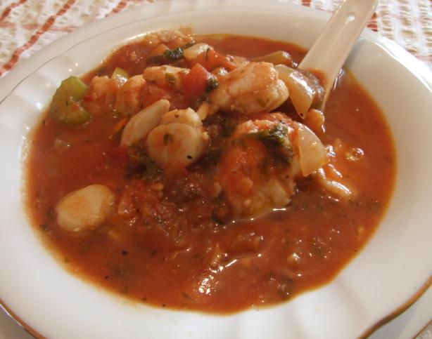 Basque Fish Soup