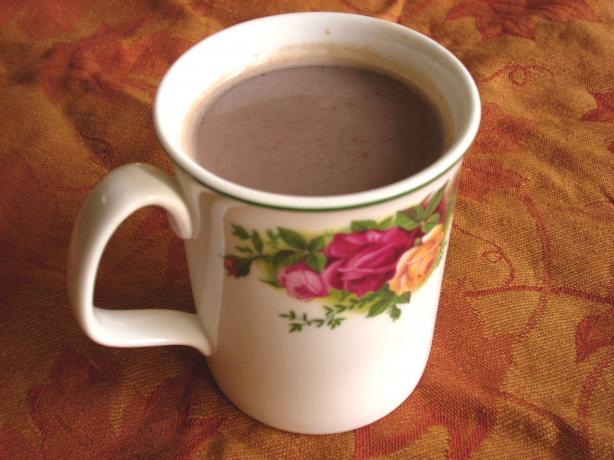 Guiltless Hot Chocolate