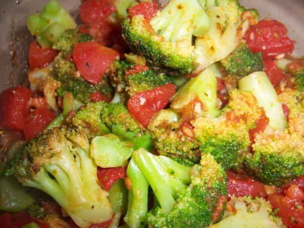 Broccoli Marinara