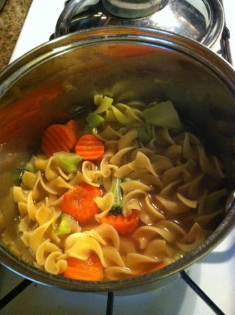 Easy Swanson Chicken Noodle Soup