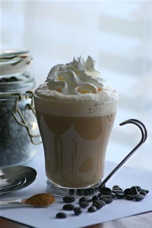 Cinnabon Roll Cappuccino