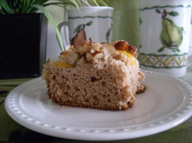 Pocket Peach Cake (Pillsbury)
