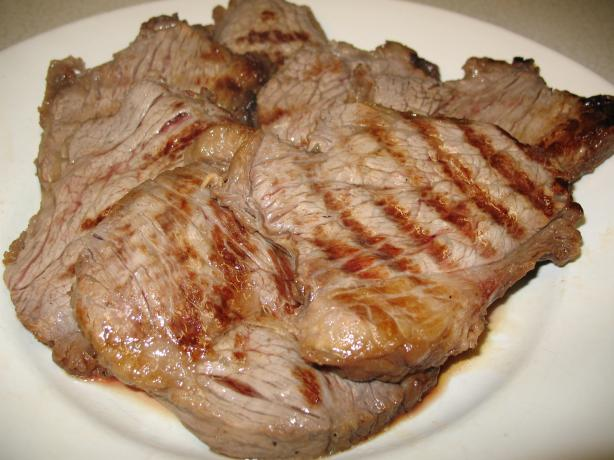 Easy Grilled Tri-Tip