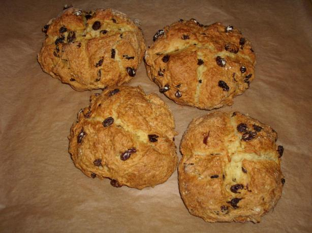 Individual Irish Soda Breads