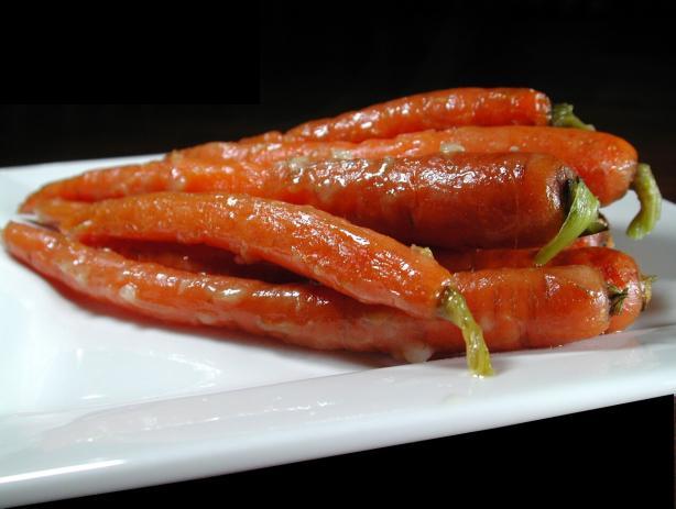 Tushennaya Markov (Braised Carrots)