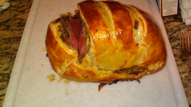 Hell's Kitchen Beef Wellington