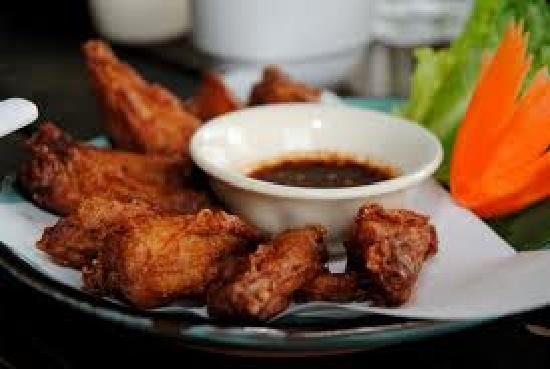 Cambodian Wings