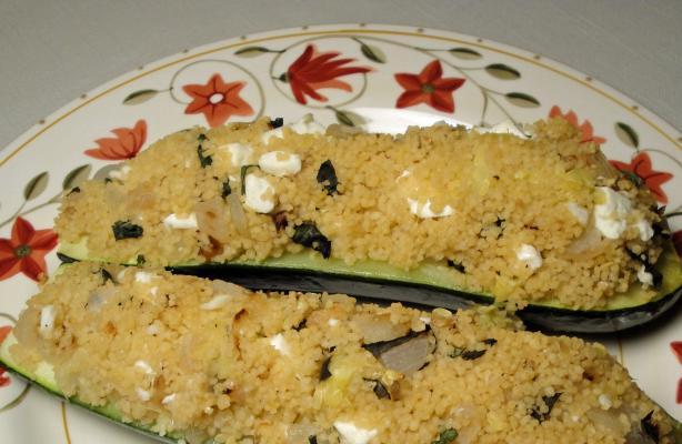Moroccan Zucchini