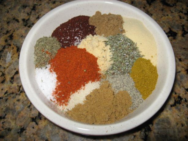 Bonedust Seasoning