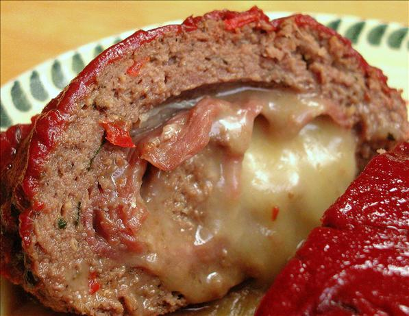 Not Your Mama's Meatloaf - Low Carb & Beefed Up