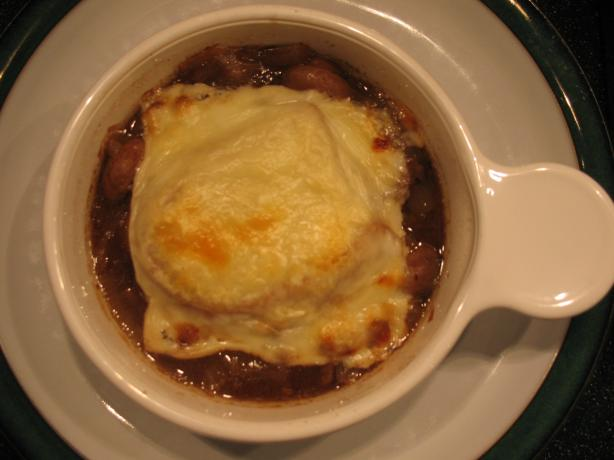 Flavorful French Onion Soup